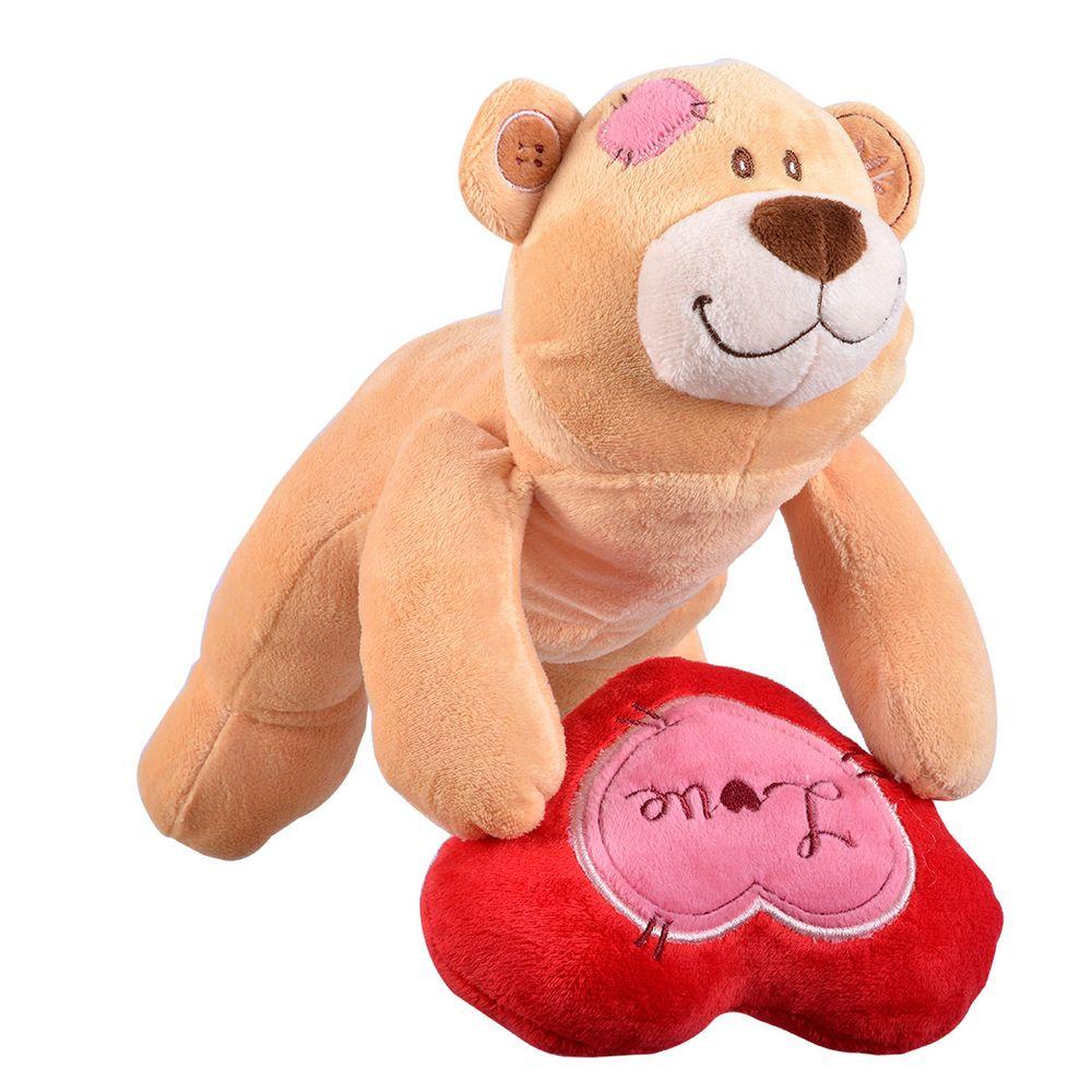 Peluche-oso-Happy-Toys-29-cm-con-almohada-de-corazon