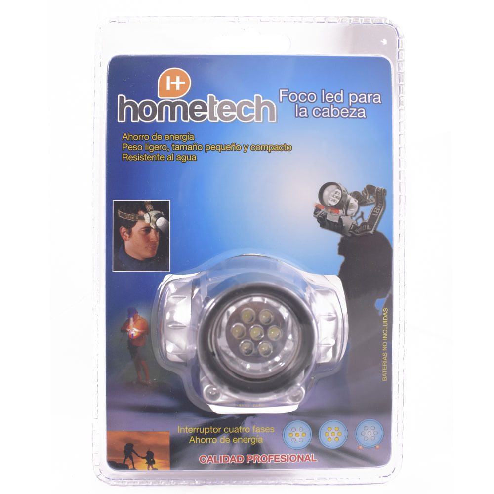 Foco-Led-Hometech