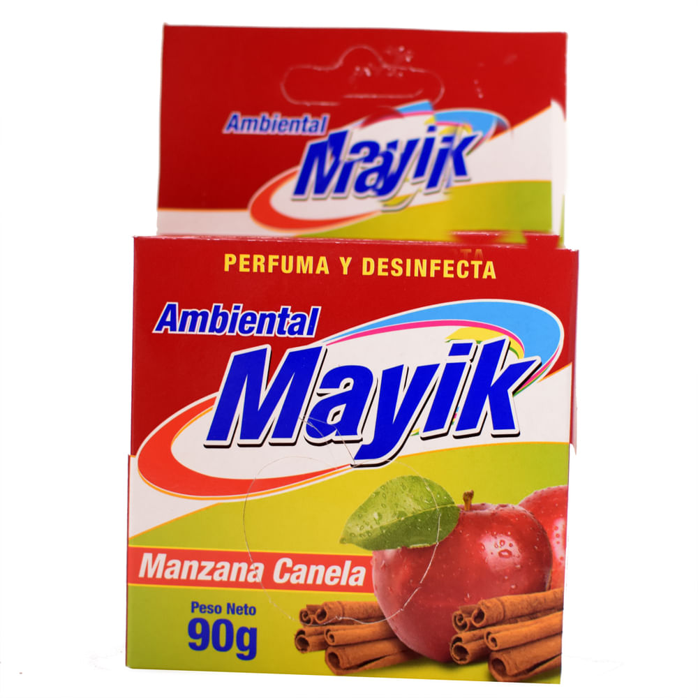 Ambiental-Mayik-pastilla-90-g-manzana-canela