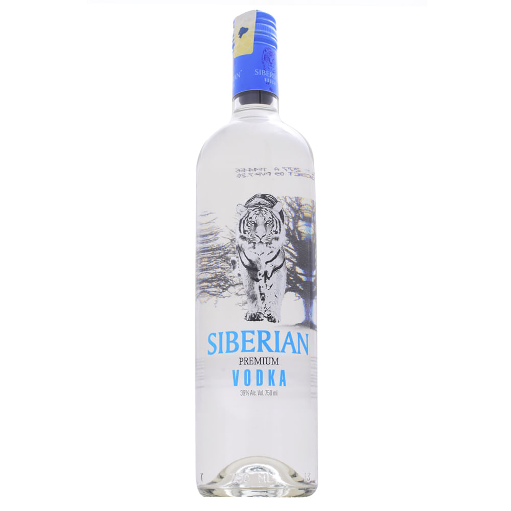 VODKA-SIBERIAN-750-CC