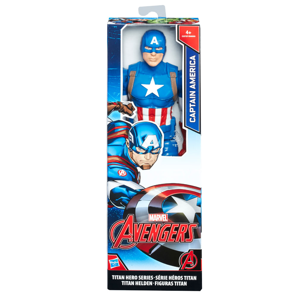 Personaje-Infinity-War-Capitan-America-30-cm