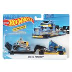 Hot-Wheels-Camiones-De-Lujo-Steel-Power