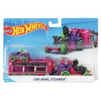 Hot-Wheels-Camiones-De-Lujo-Car-nival-Steamer
