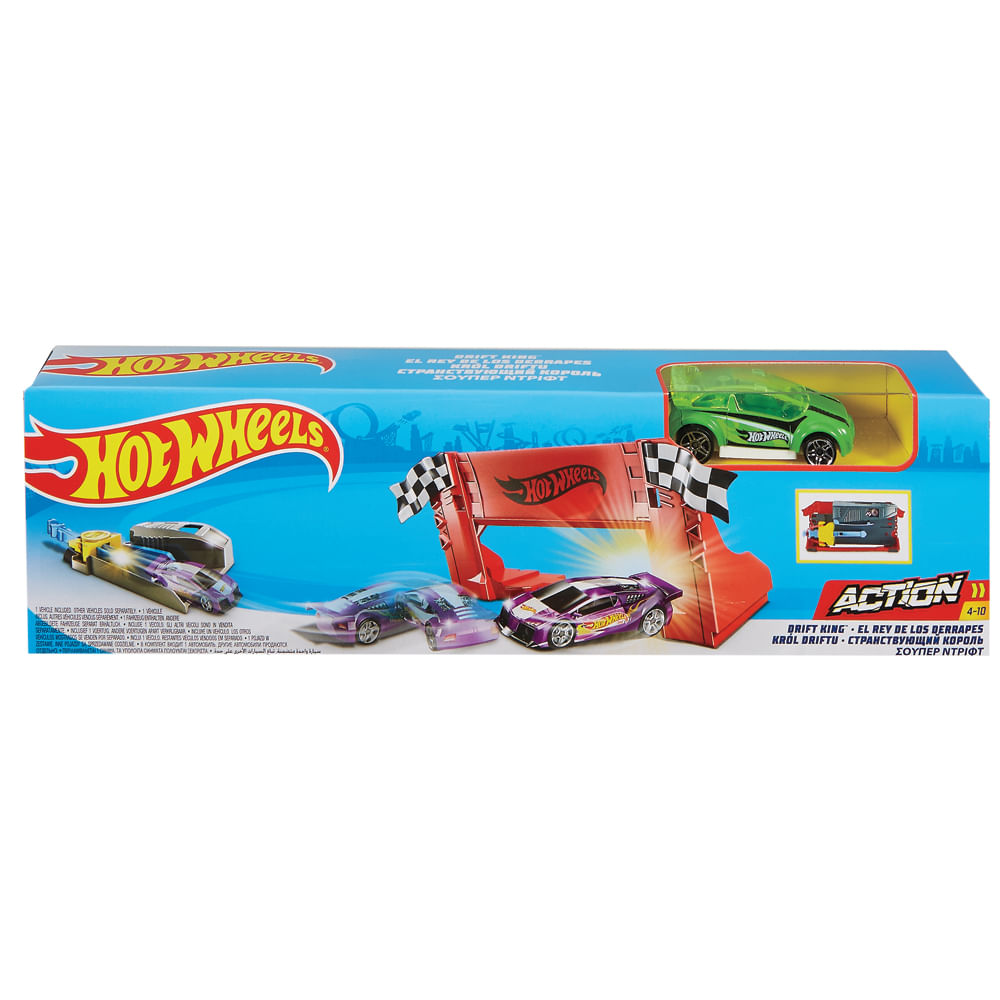 Hot-Wheels-Pista-Basica-El-Rey-De-Los-Derrapes