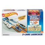 Hot-Wheels-Acelerador-De-Vehiculo-2-lane-Laucher