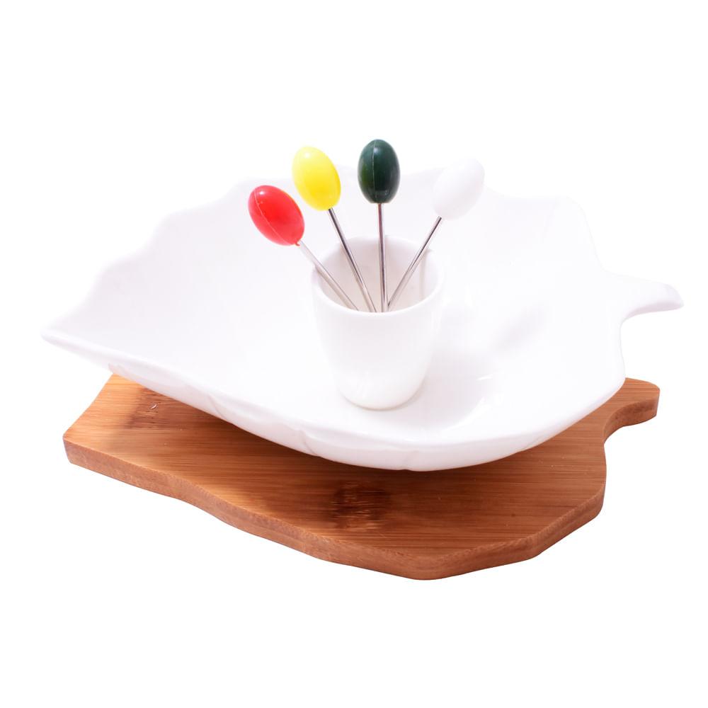 Plato-De-Ceramica-con-base-De-Madera-6-Pzs-Home-Club