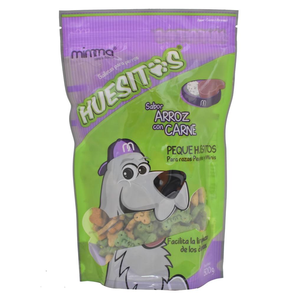 Galletas-Para-perro-Huesitos-500-G-Arroz-con-carne