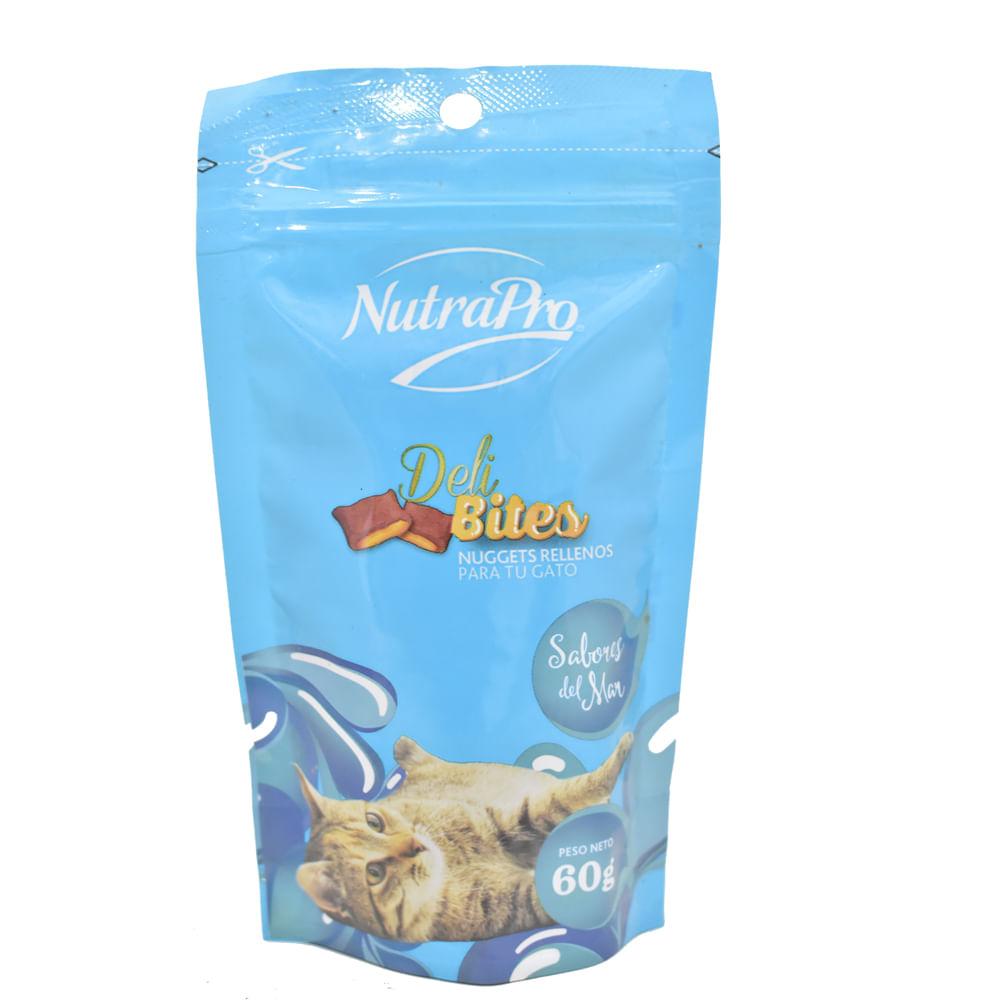 Alimento-Para-gatos-Nutrapro-60-G-Deli-Bites-Sabores-Del-Mar