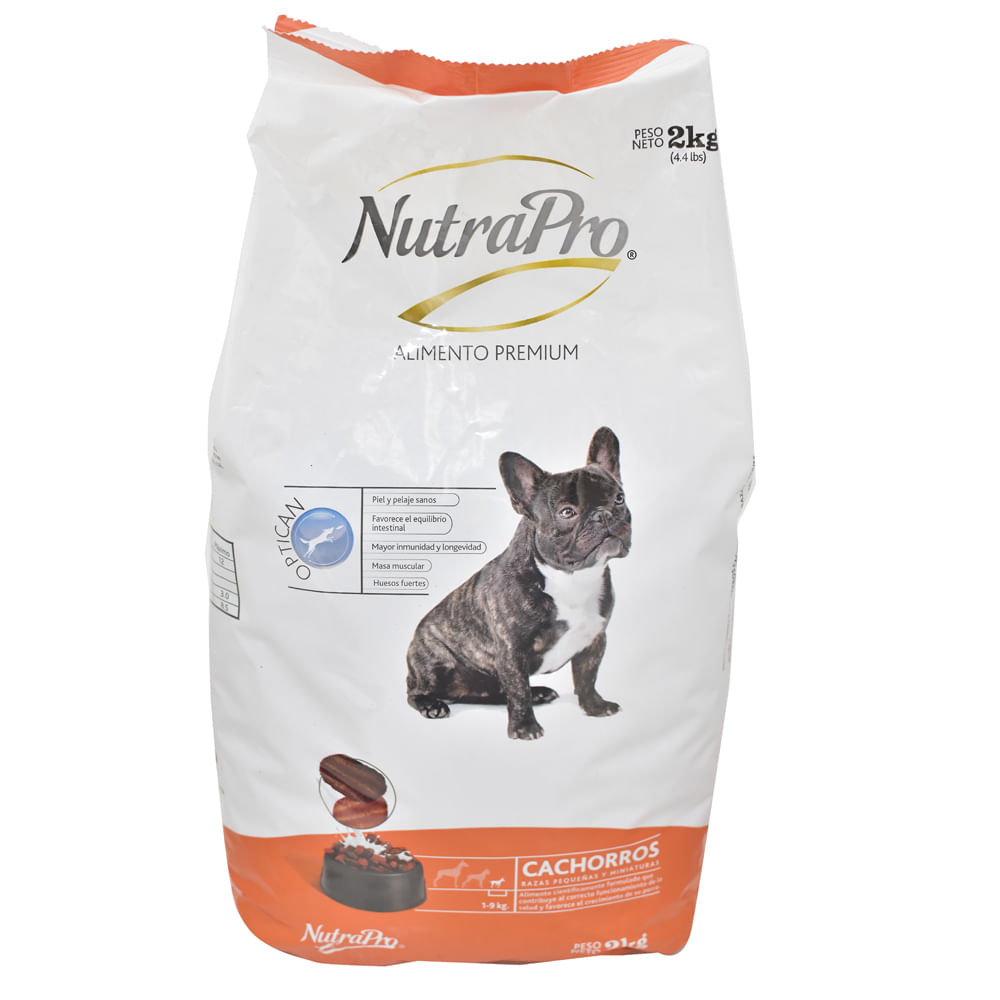 Alimento-Para-perro-Nutrapro-2-Kg-Cachorro-Raza-Pequeña