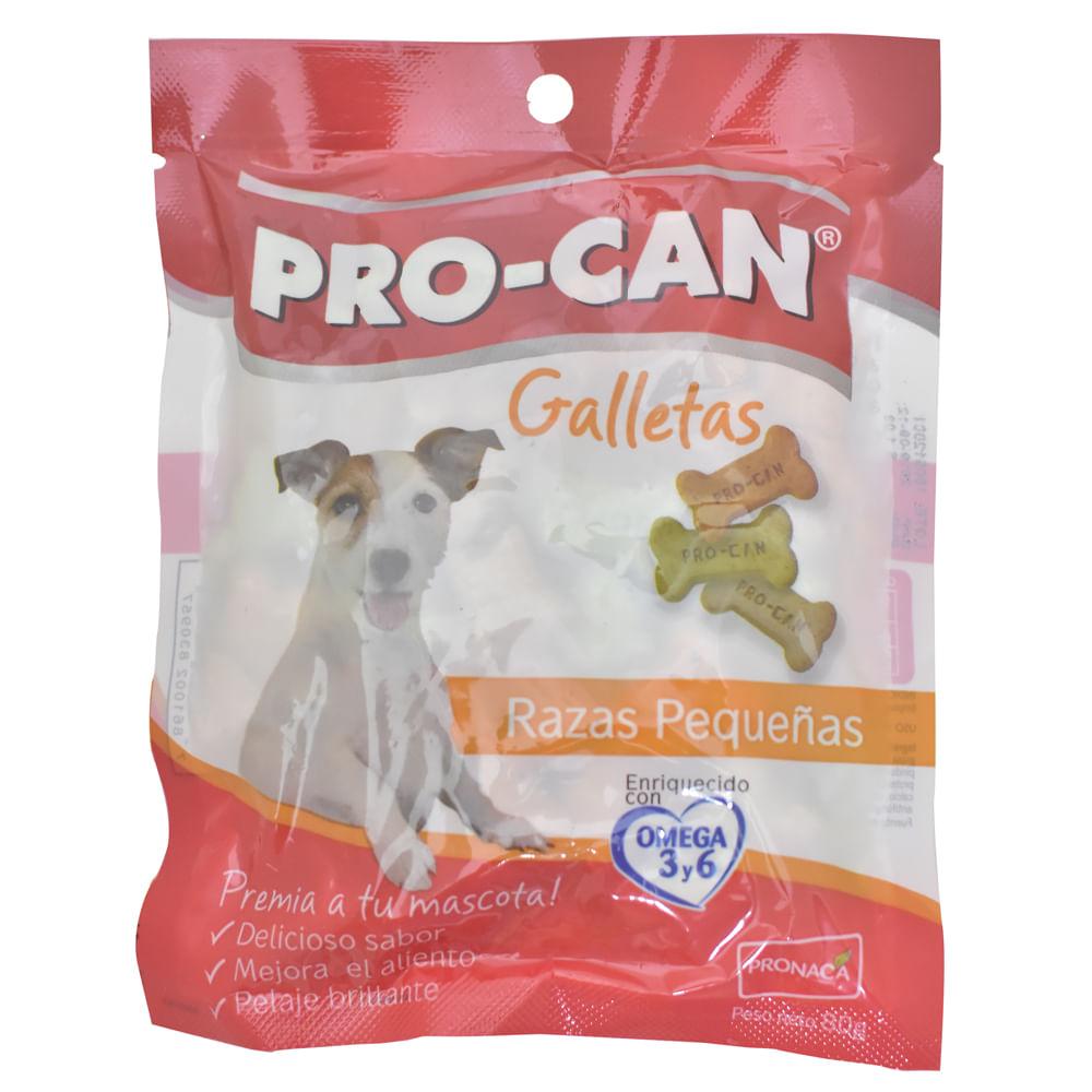Alimento-Para-perro-Procan-80g-Galleta-Raza-Pequeña