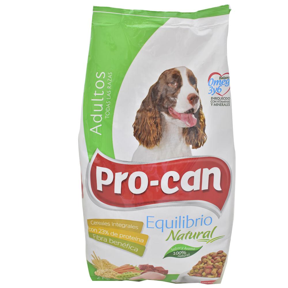 Alimento-Para-perro-Procan-2-Kg-Equilibrio-Natural