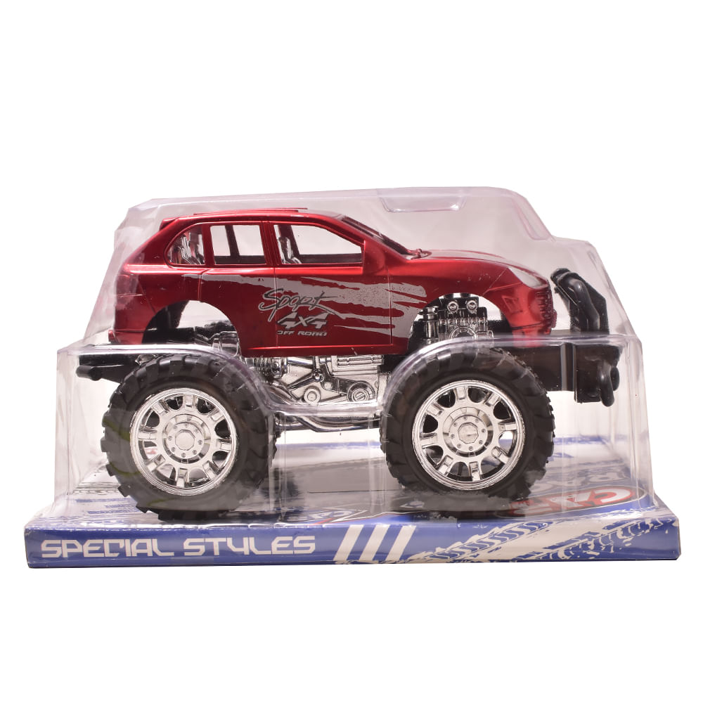 Carro-Friccion-4X4-21-cm-Happy-Toys-