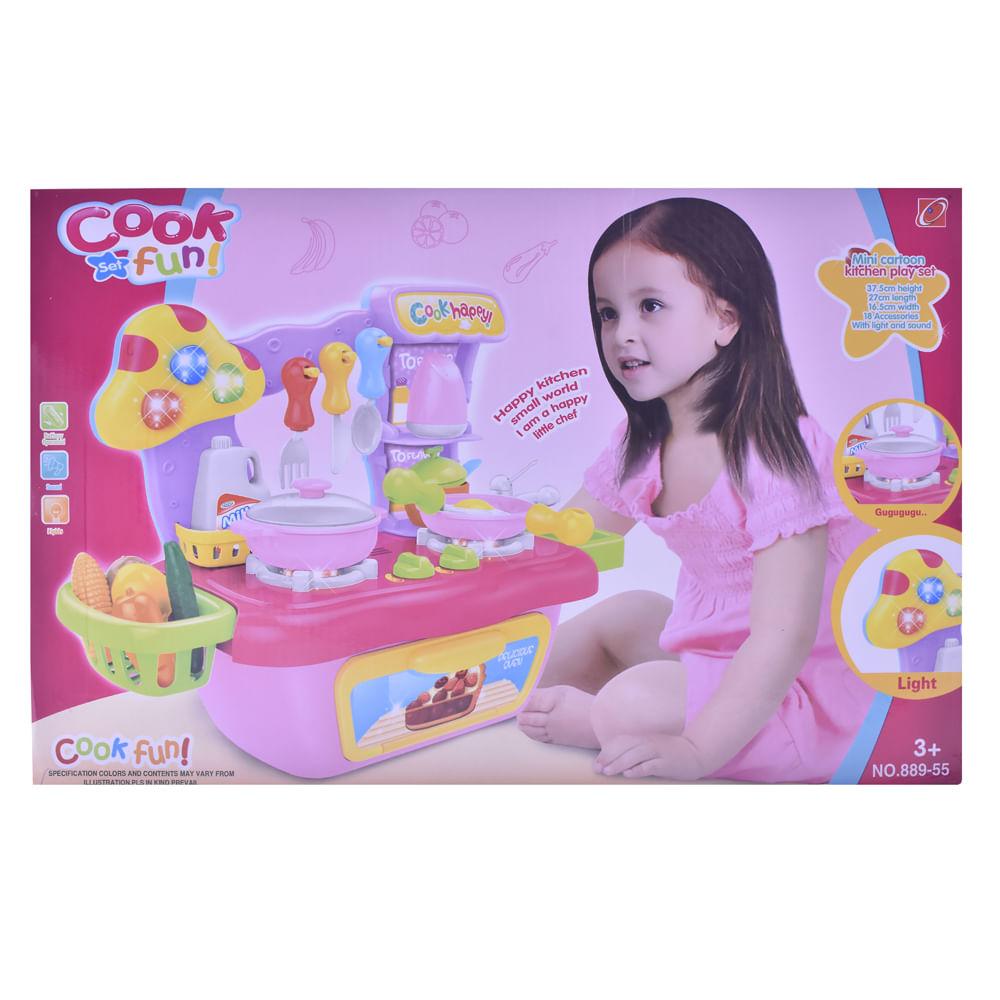 Set-Cocina-44-cm-Happy-Toys