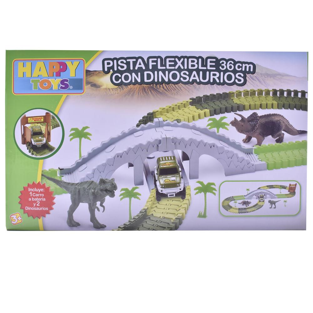 Pista-de-carro-diseño-Dinosaurio-36-cm-Happy-Toys