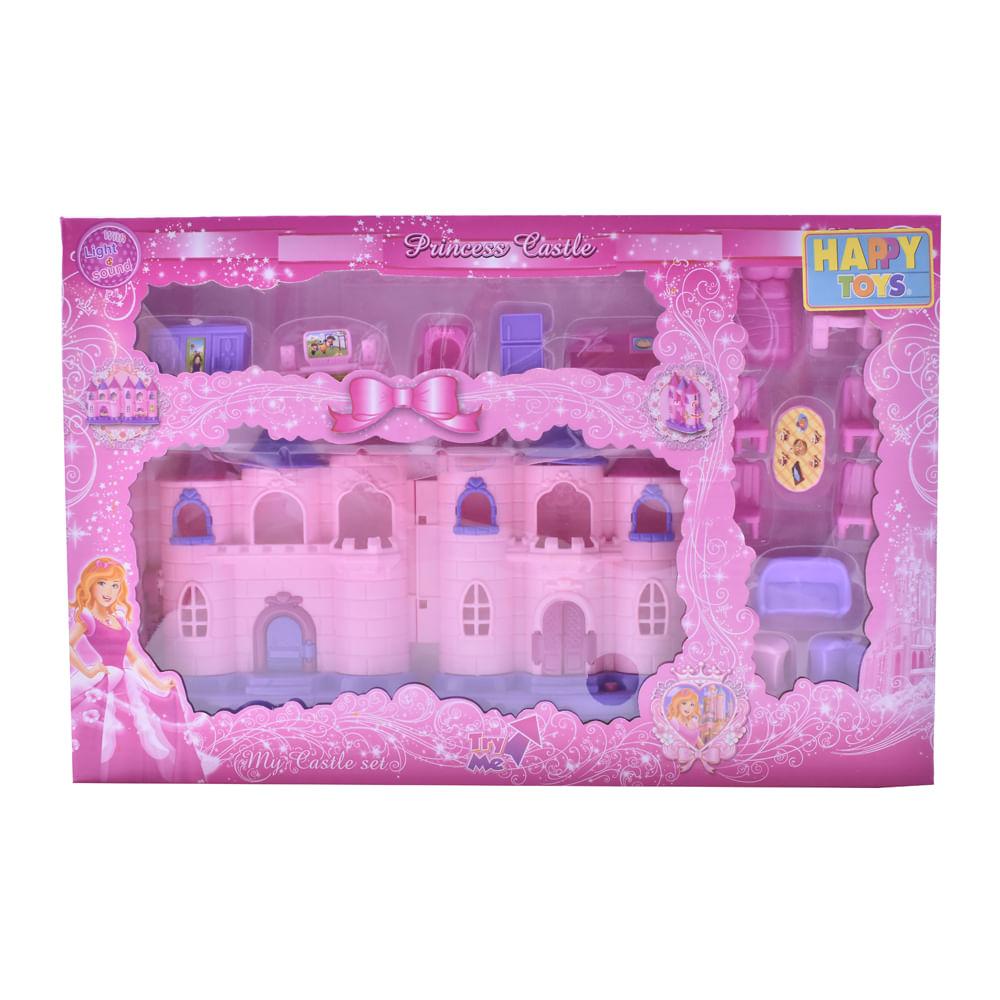 Castillo-Plastico-Happy-Toys-34-cm-con-accesorios