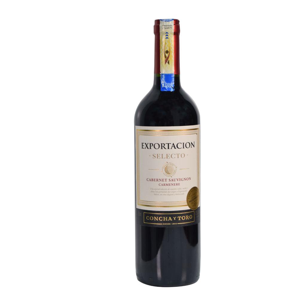 Vino-Exportacion-Selecto-750-cc-Carmenere-Cav