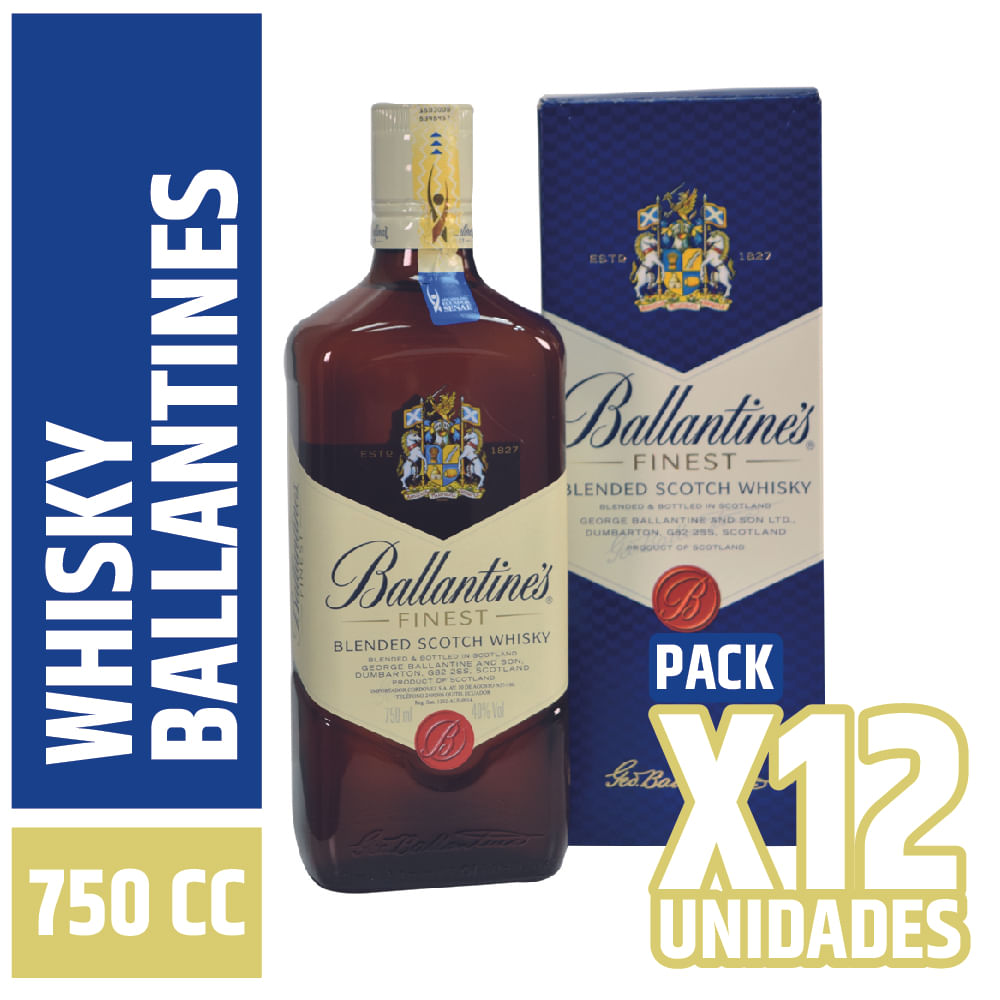 Whisky-Ballantines-Finest-750-ml-x12-unidades-
