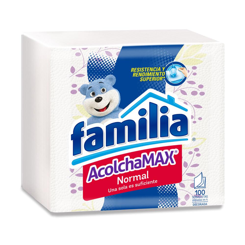 Servilleta-Familia-Normal-Decorada-Acolchamax-x-100-unds-27cm