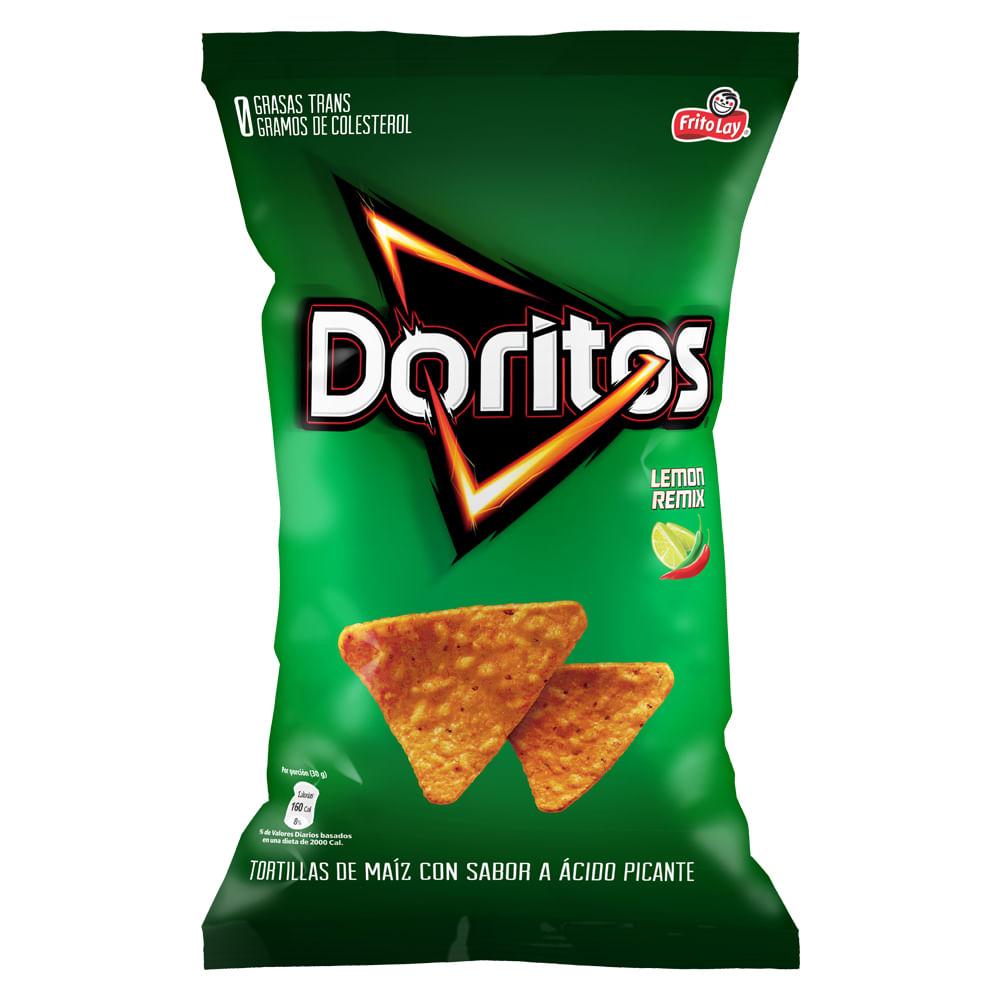 Snack-Maiz-Dorito-120-g-Limon-Pague-2-Lleve-3