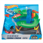 Pista-De-Carros-30-cm-Hot-Wheels-Cobra-Trituradora
