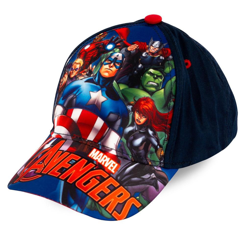 Gorras-Marvel-Avengers