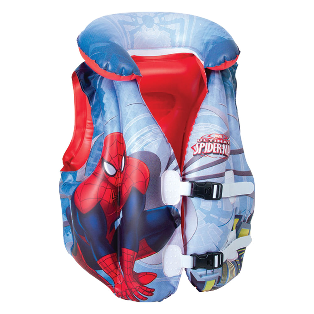 Chaleco-Inflable-Spiderman-51cm