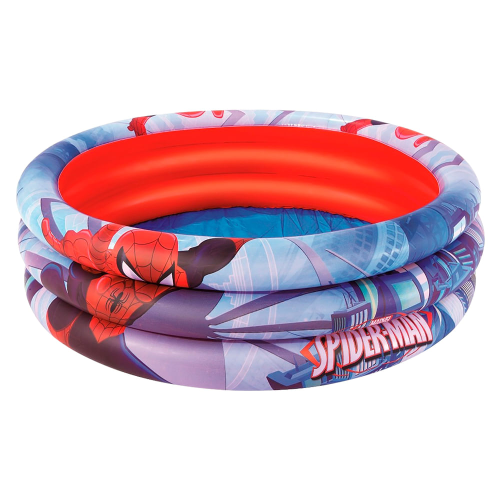 Piscina-Inflable-Spiderman-122x30cm