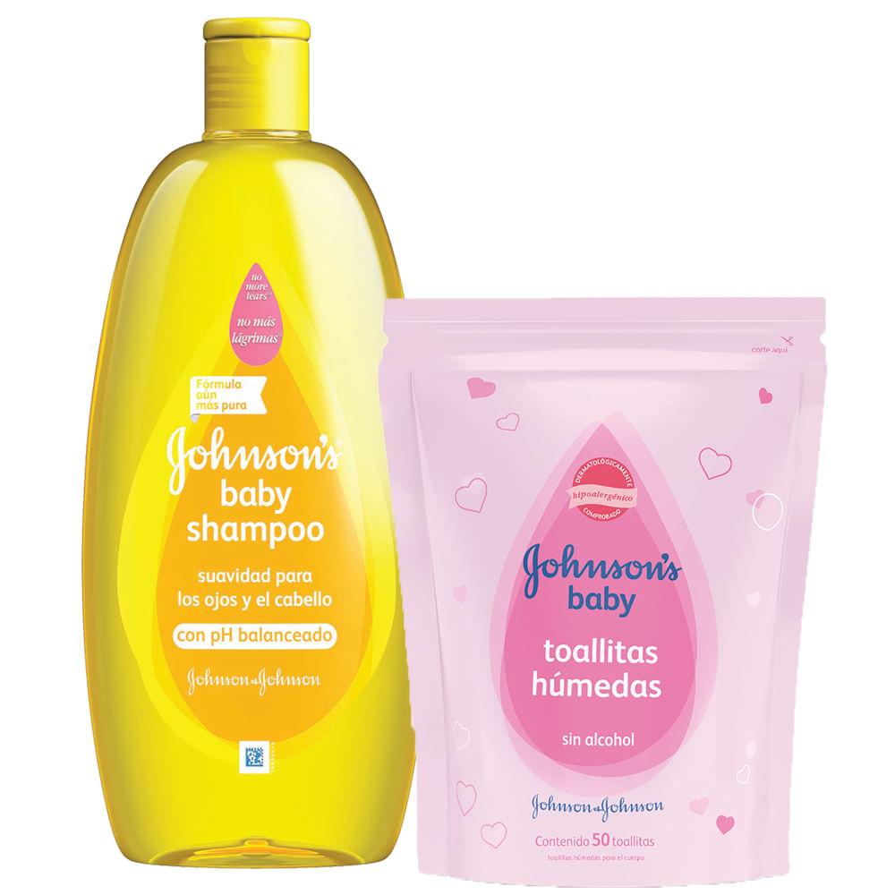 Shampoo-Johnsons-Baby-400-ml-Original