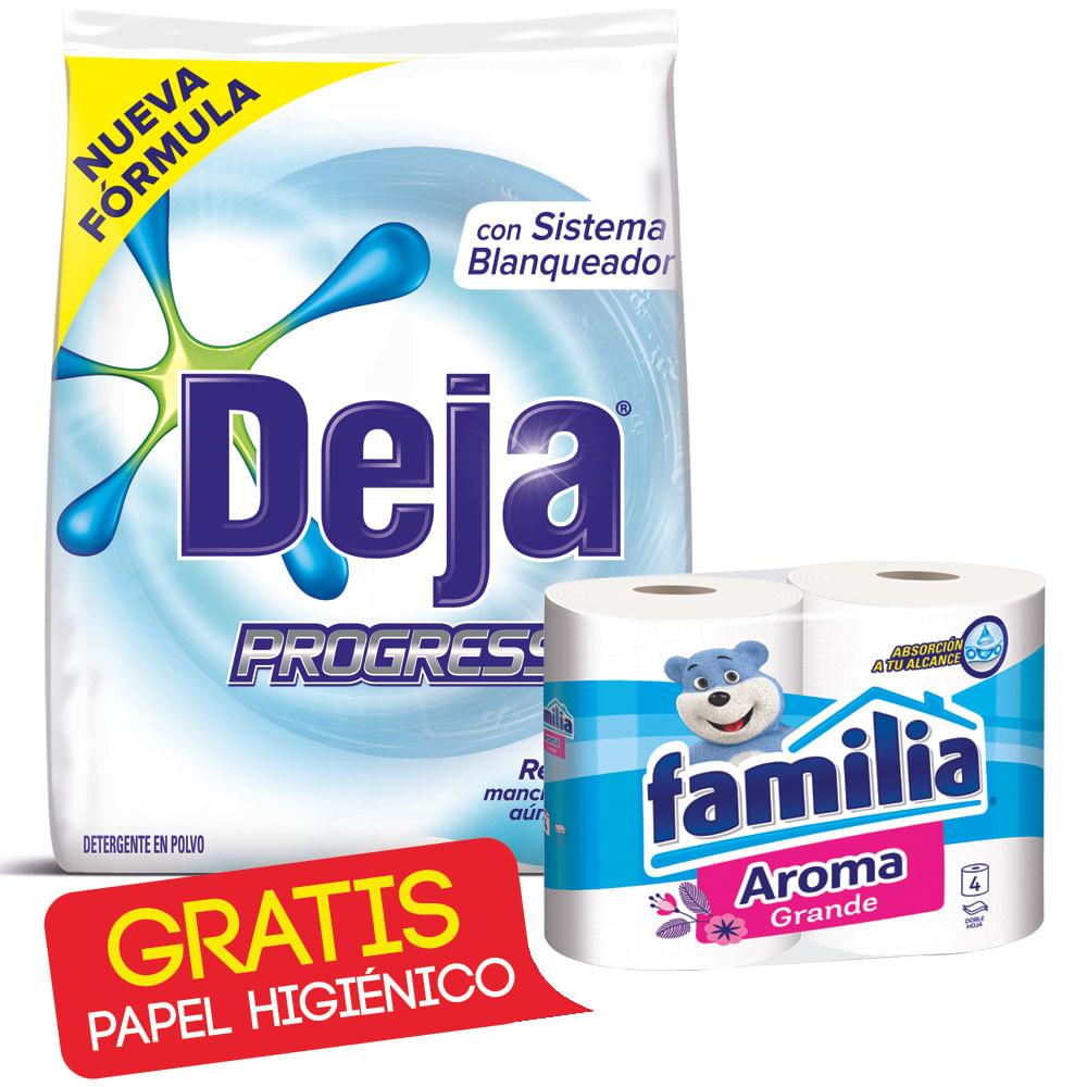 Detergente-Deja-1-Kg-Sistema-Blanqueador--Gratis-Papel-Higienico
