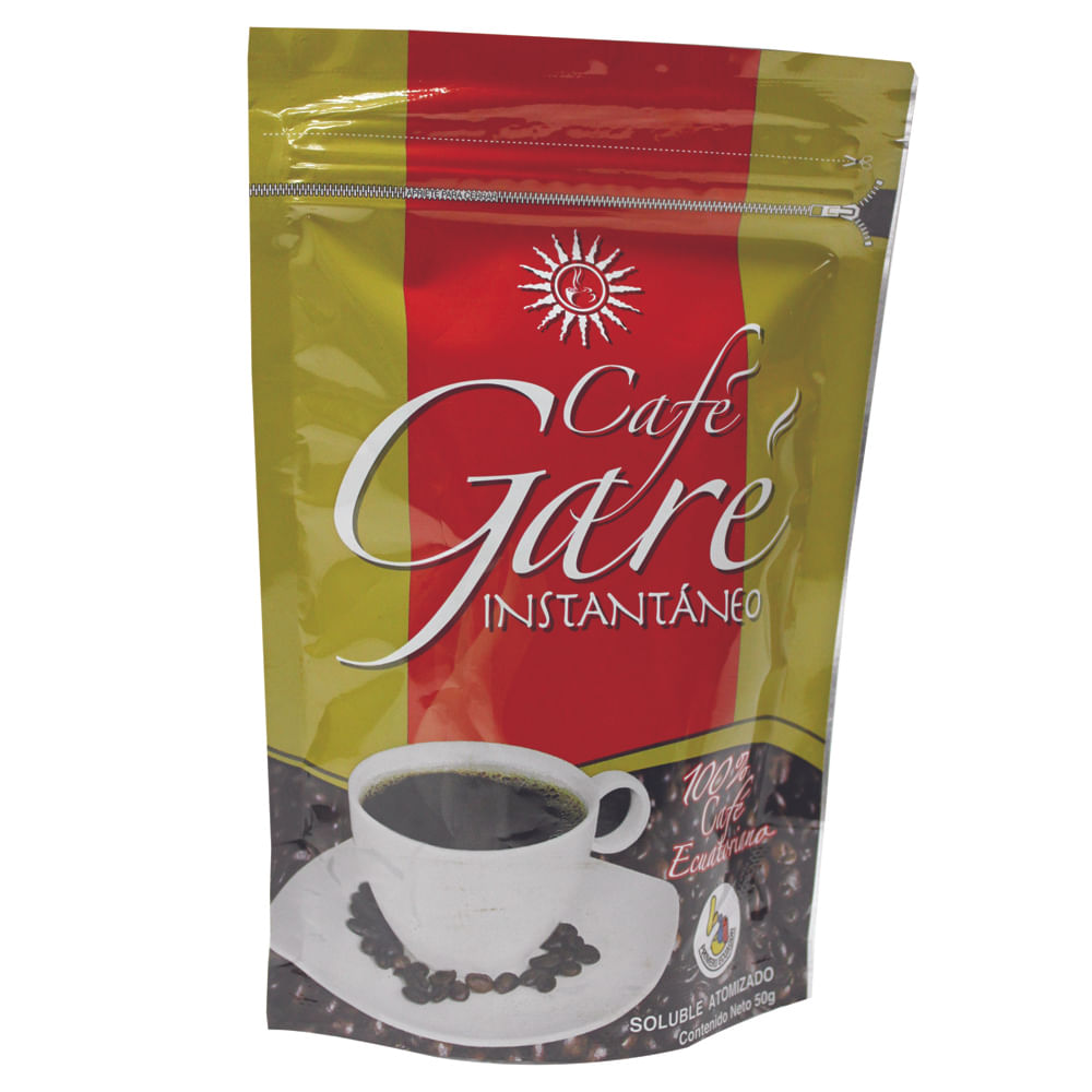 Cafe-Gare-50-g-Doy-Pack