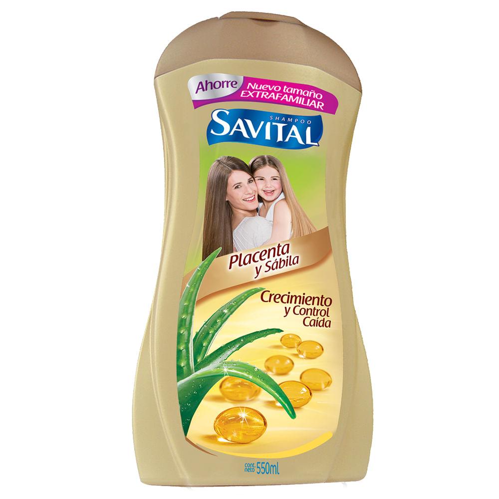 Shampoo-Savital-550-ml-Placenta-y-Sabila