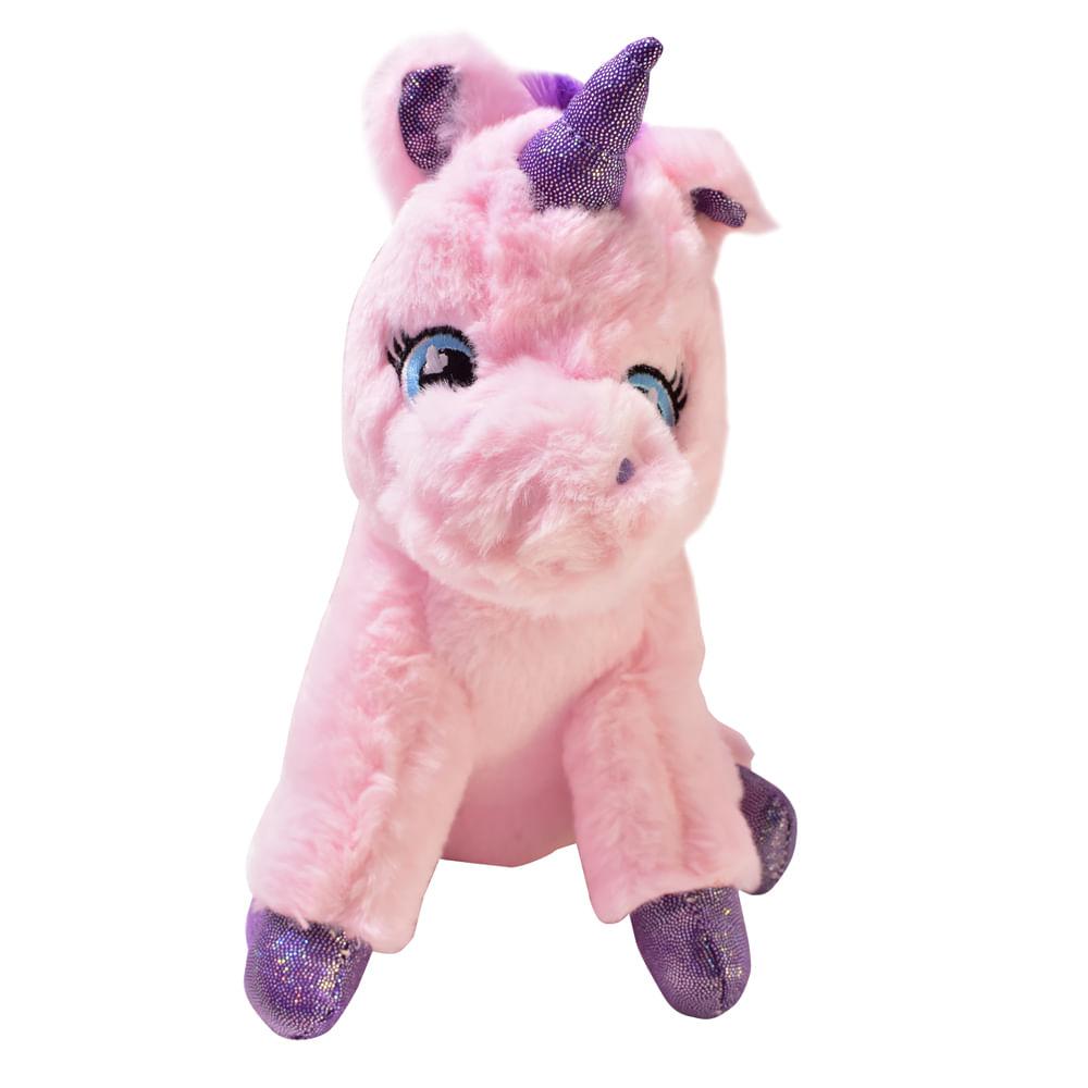 Peluche-22-cm-HappyToys-unicornio-rosado