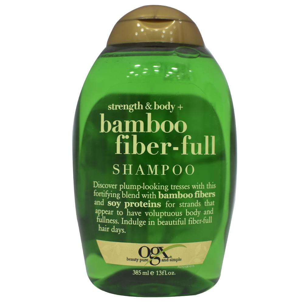 Shampoo-Ogx-385-ml-Bamboo-Fiber-full