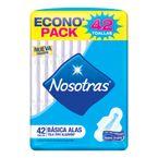 Toallas-sanitarias-Nosotras-42-uds-basicas-con-alas