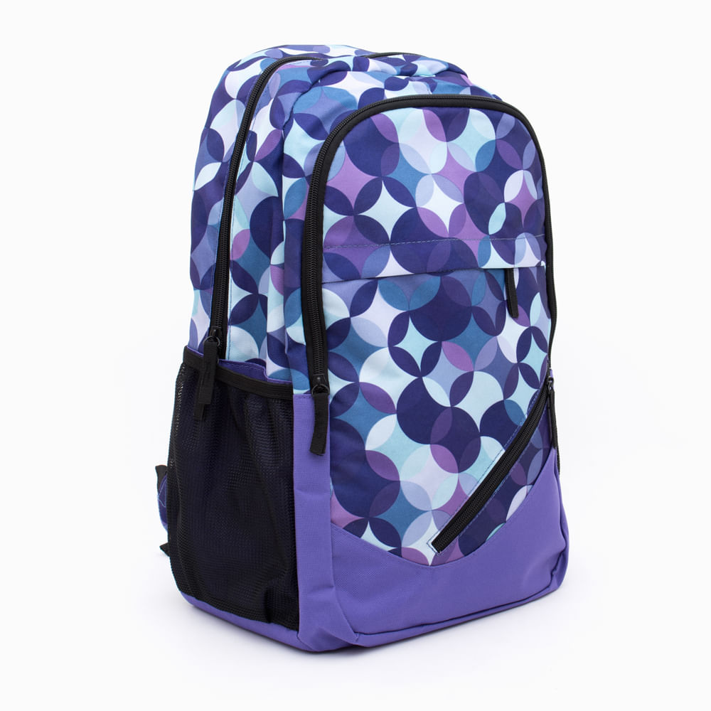 Mochila-Extreme-45-cm-estampado-purple-circle