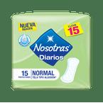 Protectores-diarios-Nosotras-Normal-120-uds.