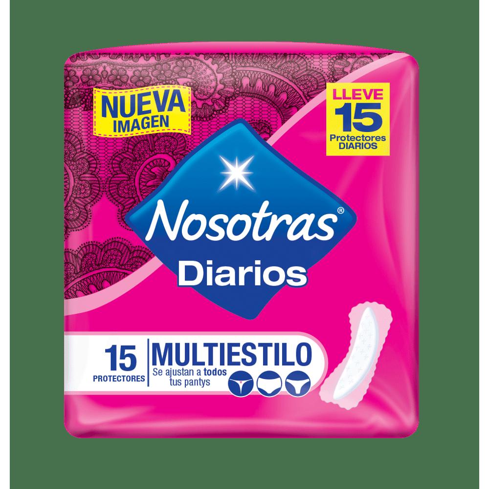 Protectores-diarios-Nosotras-15-uds-Multiestilo