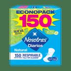 Protectores-diarios-Nosotras-150-uds-natural-respirable
