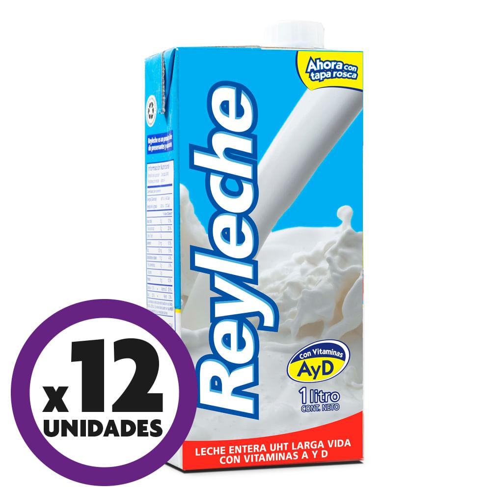 Leche-Reyleche-1-L-Tetrapack-x12-uds.