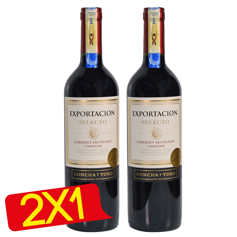 Vino-Exportacion-Selecto-750-cc--Cabernet-Sauvignon-Carmenere-