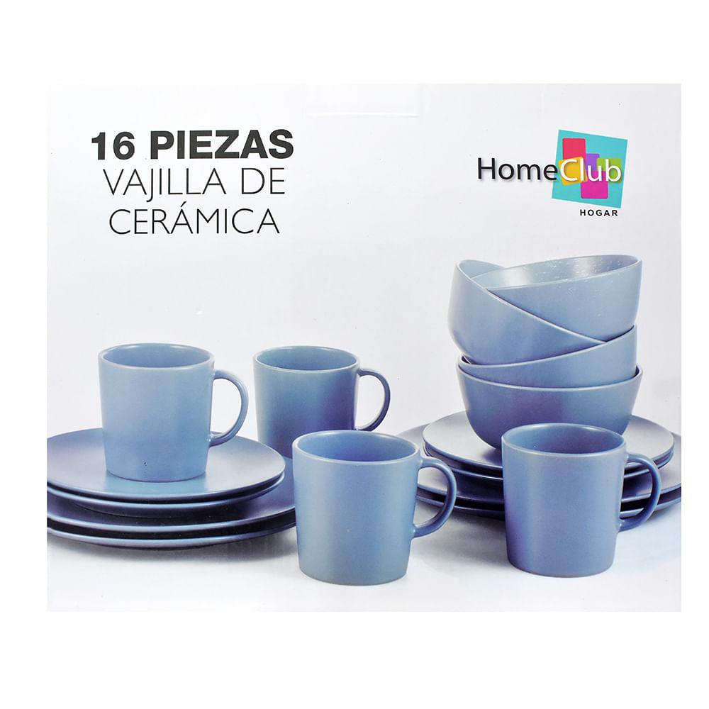 Vajilla-de-porcelana-Homeclub-16-Pzas-Azul