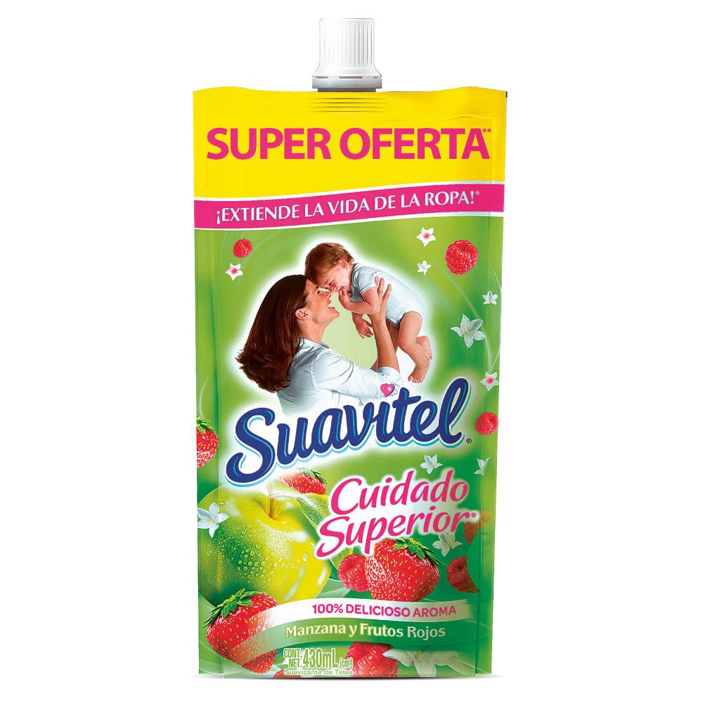Suavizante-Suavitel-doypack-430-ml-manzana-y-frutos-rojos