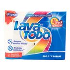 Jabon-de-Lavar-Lavatodo-6--Floral-4-uds-245-g-c-u