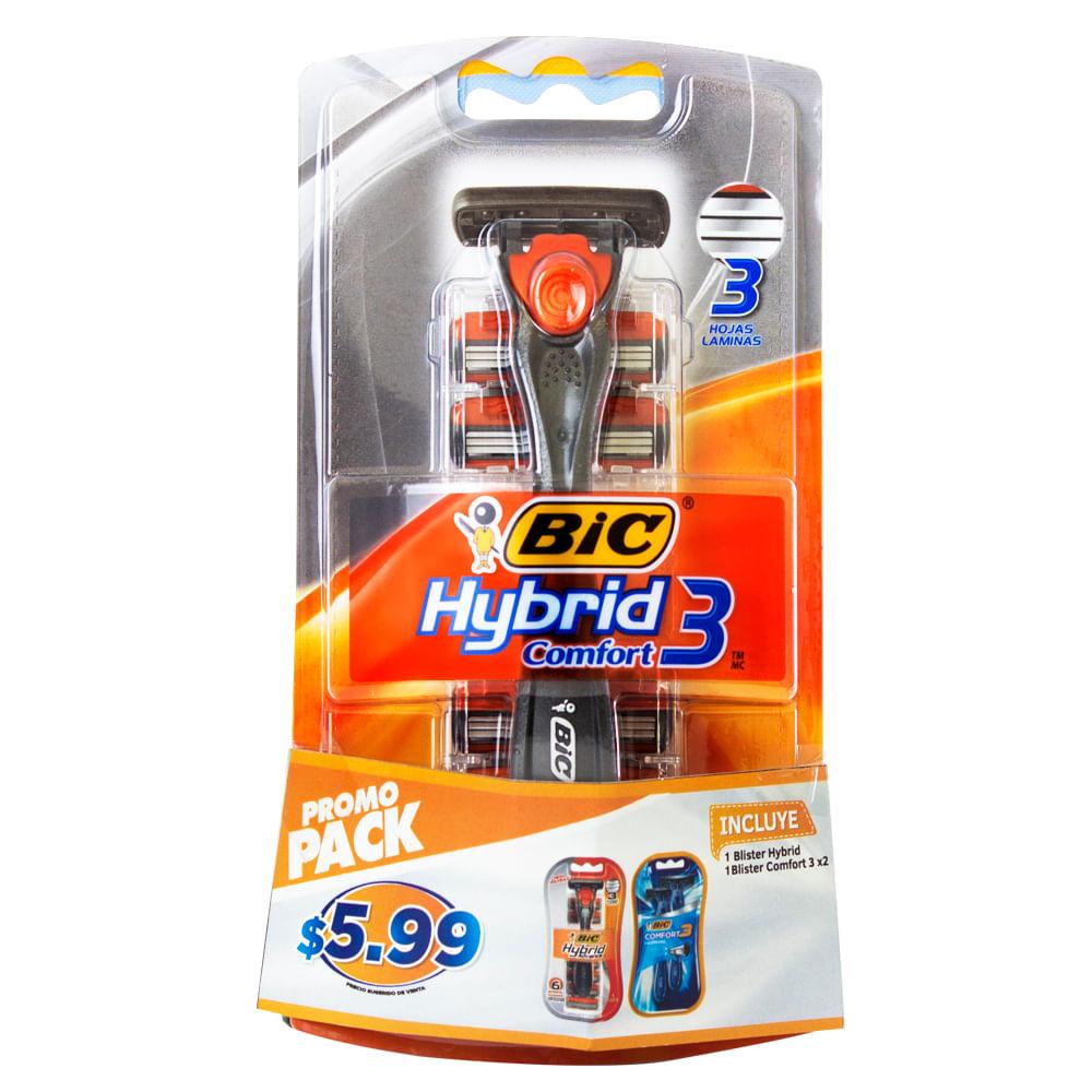 Maquina-de-afeitar-Bic-Hybrid-Advance-GRATIS-comfort3