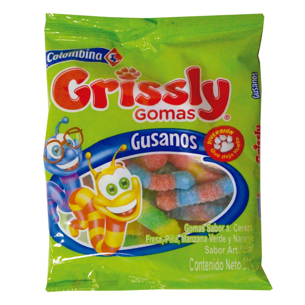 Gomas-Grissly-Gusanos-90-g