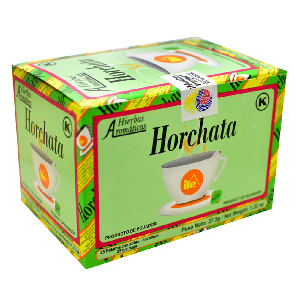 Hierbas-Aromaticas-Ile-25-uds.-Horchata