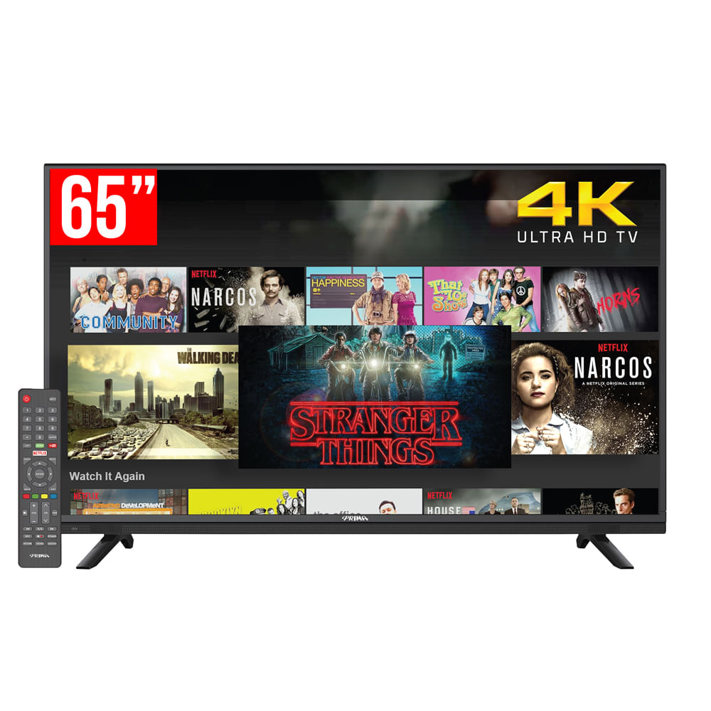 Televisor-Prima-Led-65---Smart-4k
