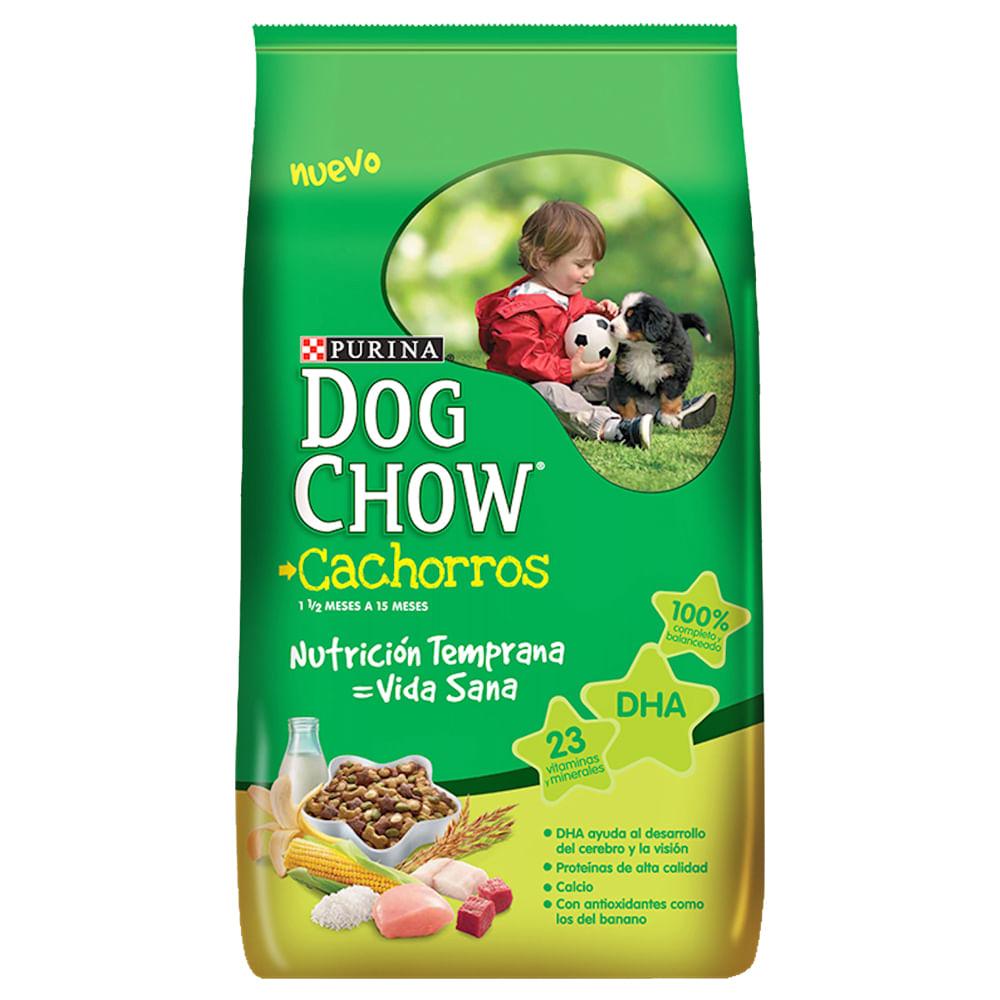 Alimento-para-perro-Dog-Chow-Cachorro-Nutricion-Temprana--8-kg-Original