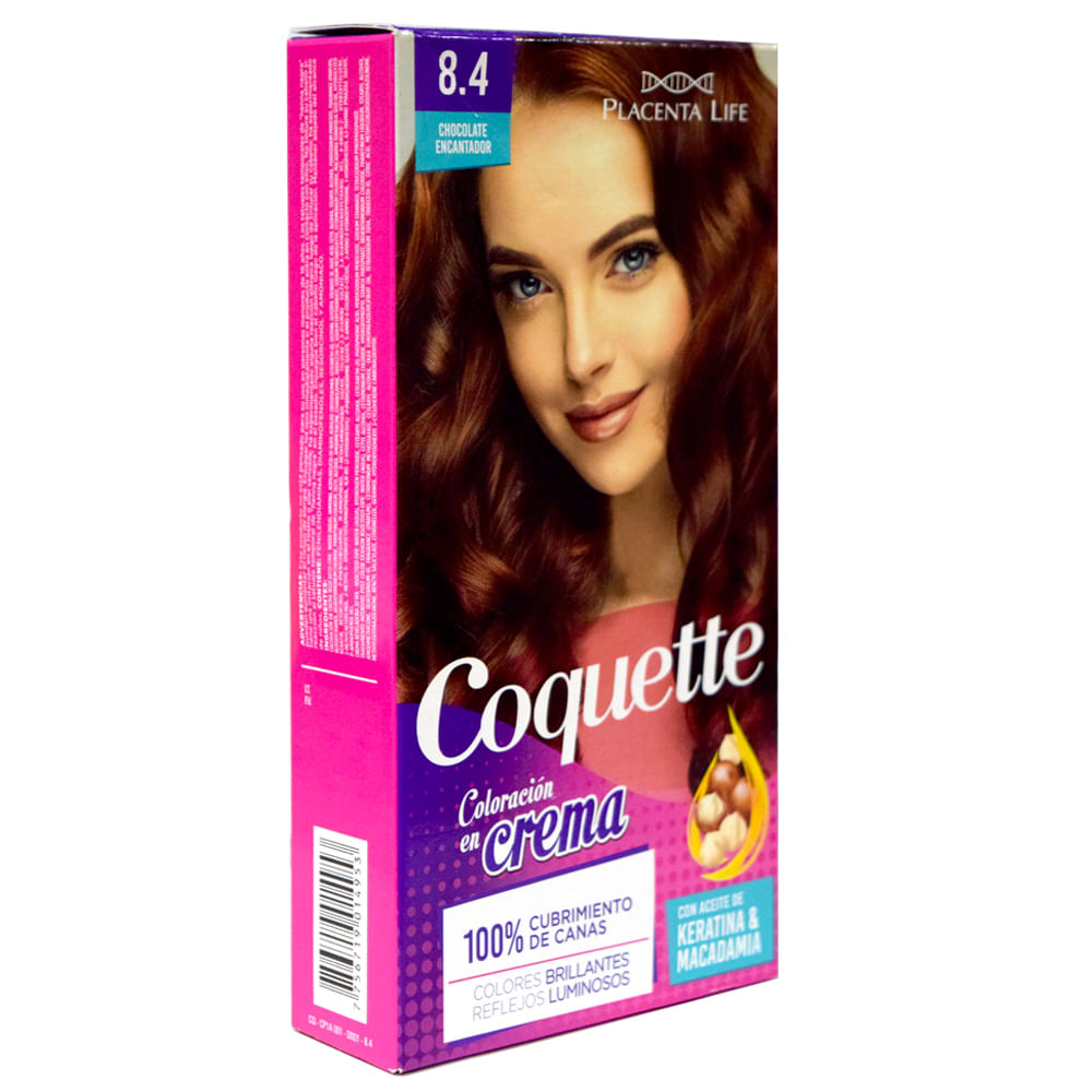 Tinte-Coquette-Chocolate-Encantador