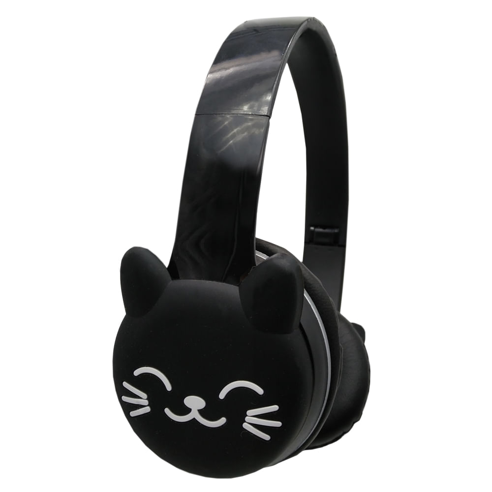Audifono-infantil-hometech-diadema-gato